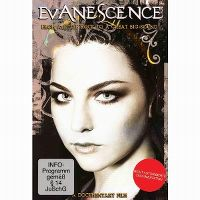 Cover Evanescence - From A Little Rock To Great Big Sound [DVD]